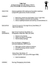 resumes exles for bad resume education world
