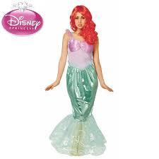 Halloween Costumes Ariel Monolog Rakuten Global Market Disney Halloween Costume Fancy