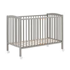 chambre bébé laqué blanc lit bébé laqué gris clair combelle pour chambre enfant les enfants