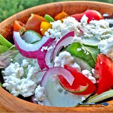 Ina Garten Greek Salad We Are Meatless On Mondays