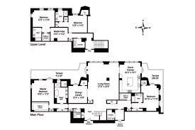 New York Apartments Floor Plans Art Deco New York Apartment Floor Plan Duplexes Pinterest