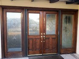 Refinish Exterior Door Oak Exterior Doors Exterior Doors Ideas