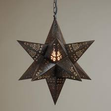 luxury moravian star pendant light fixture 12 in cool ceiling