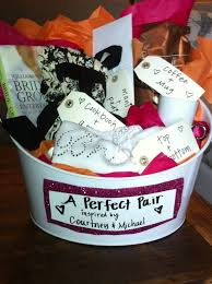 bridal shower gift baskets wedding shower gift basket ideas wedding ideas