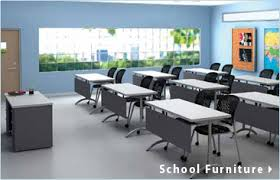 Modern School Desks Modern School Furniture Interior Design Ideas