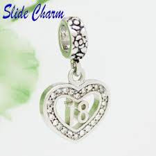 love pendant bracelet images Slide charm free shipping adult day gift 18 year old love pendant jpg
