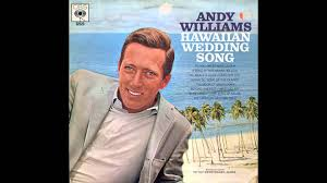 hawaiian photo album andy williams hawaiian wedding song 1966 re vinyl