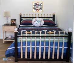 Baseball Bed Frame Baseball Bed Grand Slam 3 Pc Headboard Foot Board