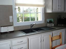 repeindre un meuble cuisine repeindre meuble cuisine en bois idées décoration intérieure