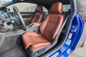 Cadillac Ats Coupe Interior 2015 Cadillac Ats Coupe 2 0t Premium Rwd Manual First Test Motor
