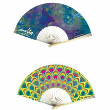 personalized folding fans personalized fans custom fans