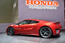 Acura Nsx Power Honda Nsx Power Figures Out Www In4ride Net