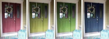 Painting Exterior Doors Ideas Best Painting Exterior Door Tedx Decors
