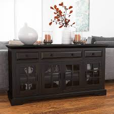 rustic kitchen cabinets with glass doors tirana rustic solid wood glass door 3 drawer large sideboard cabinet