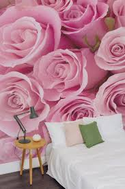 White Rose Bedroom Wallpaper 31 Best Floral Wallpaper Murals Images On Pinterest Floral