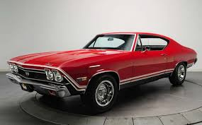 Chevy Muscle Cars - 20 classic u0026 badass muscle cars that will never get old greenide