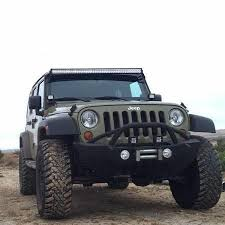 jeep wrangler tj light bar safaripal led light bar kit lightbar with 2x 4 inch pods with pillar