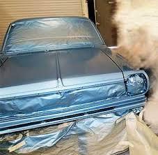 blue car paint tips