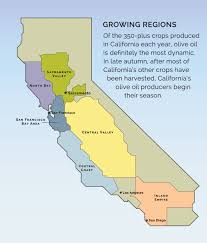 Concord California Map Visit A Grove California Olive Oil Council