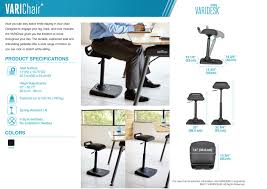 varichair perching stool by varidesk varidesk nz