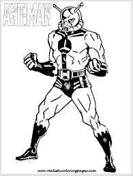 marvel ant man coloring pages coloring page ant goseas me