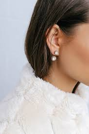 earrings ear lovely gold earrings ear jackets rhinestone earrings 10 00