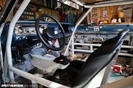 1960 Ford Falcon Interior Hayabusa The Samurai Of Nascar Speedhunters