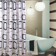 Amazon Extra Long Shower Curtain 44 Best Fabric Shower Curtains Images On Pinterest Bathroom