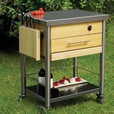 outdoor cooking prep table outdoor grill prep station small outdoor furniture enjoy summer