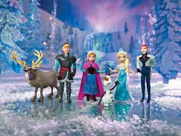 cool gifts girls disney frozen toy characters