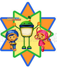 team umizoomi iron transfers