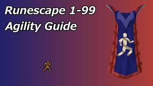 runescape 3 1 99 p2p agility training guide 2017 levelskip