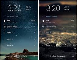 android lock screen notifications 12 best android lock screen apps and widgets to reinvent your