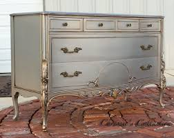 289 best metallic painted furniture images on pinterest metallic