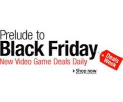 video games amazon black friday amazon prelude to black friday video game deals available today