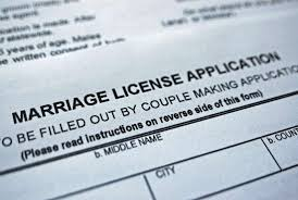 Where Do Celebrities Live In California - what is a confidential marriage license and why does california