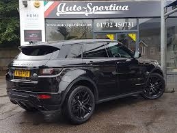land rover evoque 2015 used 2015 land rover range rover evoque td4 hse dynamic ivory