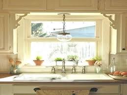 light fixture over kitchen sink kitchen sink light opstap info