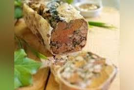 recettes de julie andrieu cuisine julie andrieu sa recette de terrine aux foies de volaille