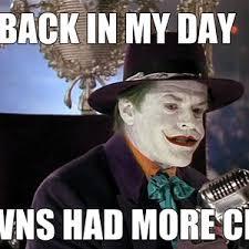 Back In My Day Meme - back in my day by letholdusofblackrain meme center