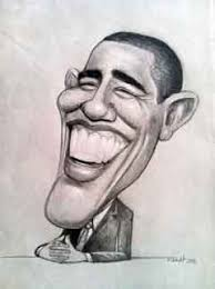 obama caricatures by rick