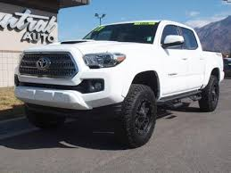 toyota tacoma utah white toyota tacoma in utah for sale used cars on buysellsearch