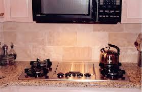 Travertine Tile Backsplash Kitchen Transitional With Mosaic Tile - Travertine mosaic tile backsplash
