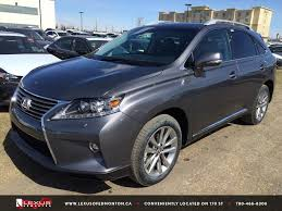 lexus sport design new grey 2015 lexus rx 450h awd hybrid sportdesign edition