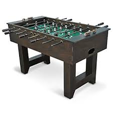 amazon com foosball table amazon com eastpoint sports hunter foosball table 56 75 inch
