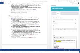 automated resume formatting service using microsoft word 2013 free