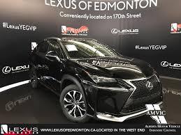lexus black nx used 2017 lexus nx 200t 4 door sport utility in edmonton ab l12761