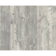 new as creation distressed driftwood wood panel faux effect