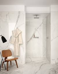 porcelain stoneware wall floor tiles with marble effect infinity