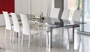 Dining Room Tables With Extensions - creative of modern extension dining table and narrow dining table